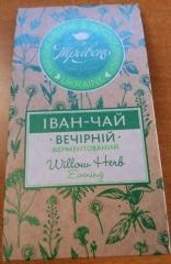 """Иван-чай """"Вечерний"""" ферментированный гранулированный, 75 гр."""
