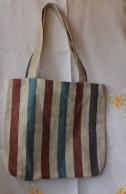 ЭКО-сумка льняная средняя